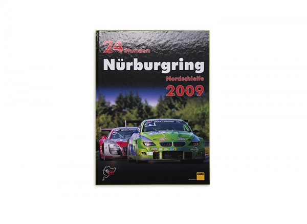 24h-Rennen Buch 2009