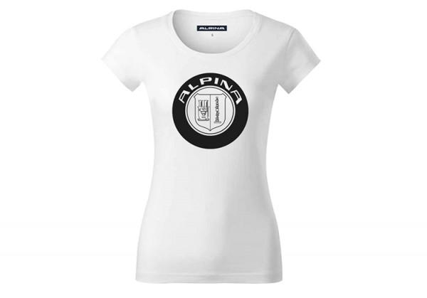 "ALPINA CLASSIC T-Shirt ""67"", Damen"