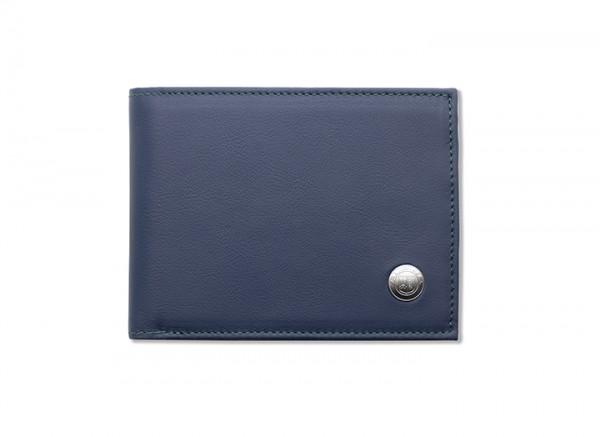 Geldbörse, blau/grün