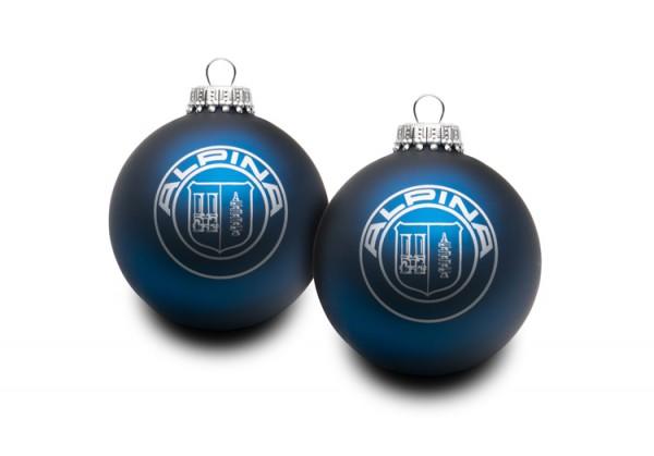 Christmas Tree Ball - Set of 2