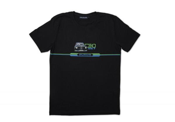 """ALPINA CLASSIC T-Shirt """"Deko-Set"""", unisex"""