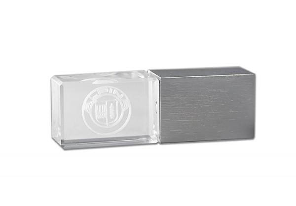 Glas USB-Stick, 16 GB